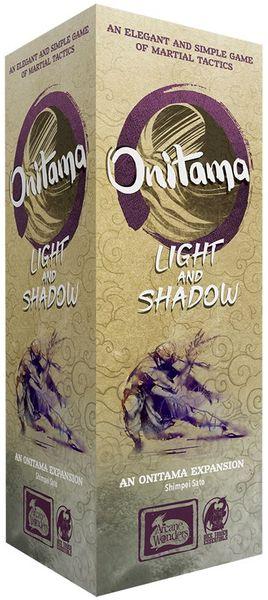 Onitama Light and Shadow Expansion box