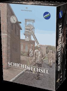 Schichtwechsel Board Game (Spielefaible) box cover