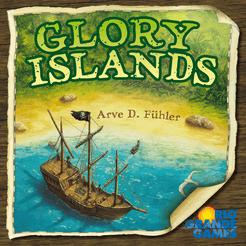 Glory Islands (Rio Grande Games) cover